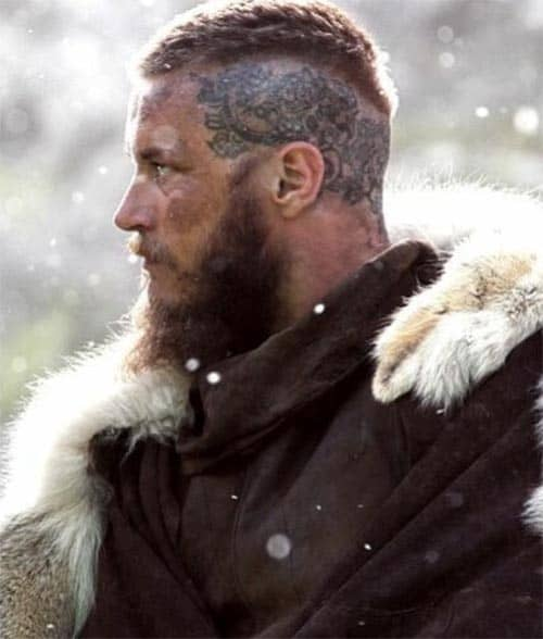 High and Tight Haircuts - best Viking Hairstyles