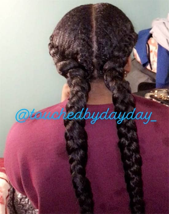 Jumbo Craze Box Braids For Black Women
