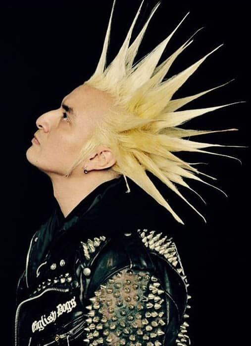 Liberty Spikes - Punk Hairstyles For Men