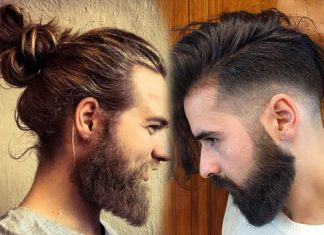 Long Haircuts For Men