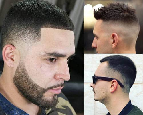Marine Haircuts For Men