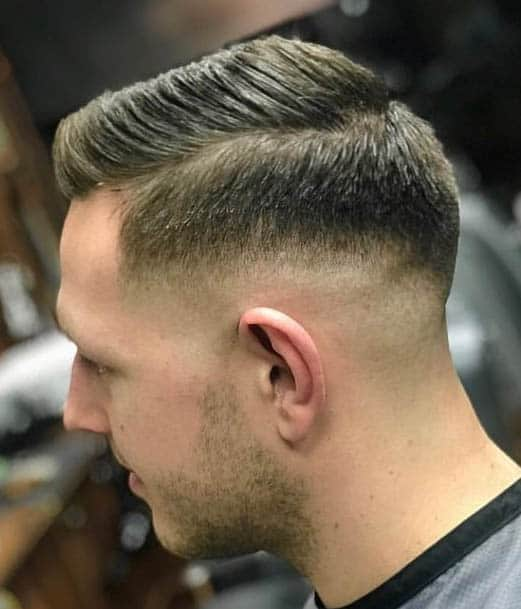 Medium Fade - Business Haircuts For Men