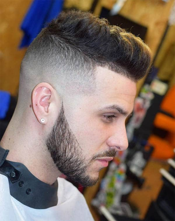 Medium Haircut - Undercut Hairstyles For Classy Men
