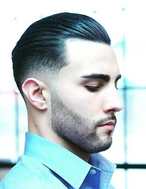 Medium Pomp - Mid Fade Haircuts For The Stylish Man