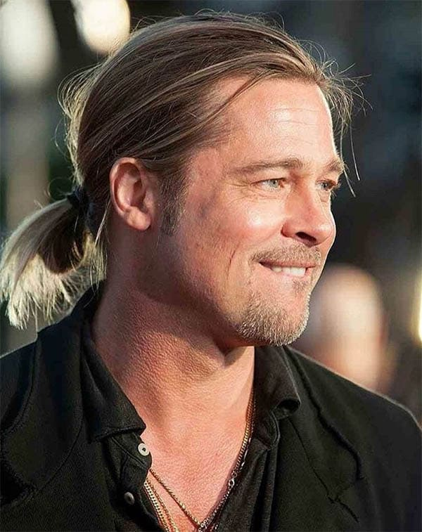 The Best Mens Ponytail Hairstyles For 2019 26 Ultimate Picks