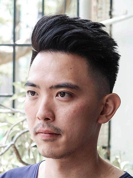Messy Pomp - Long Haircuts For Men