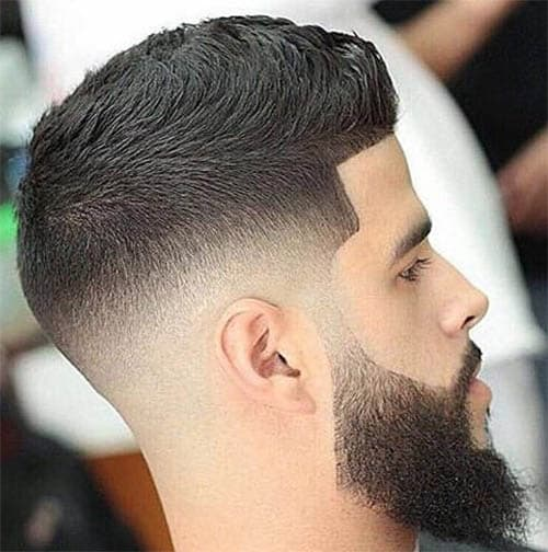 Mid Taper Fade - Mid Fade Haircuts For The Stylish Man
