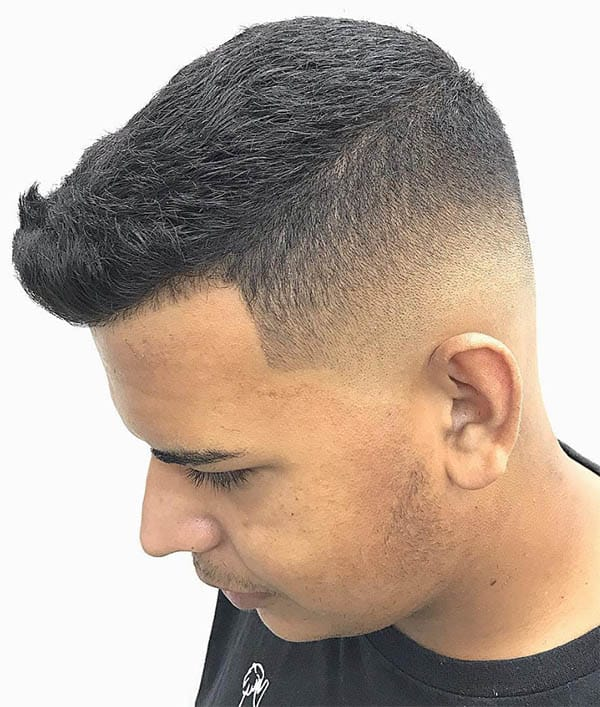 Mid and High Fades - Mid Fade Haircuts For The Stylish Man
