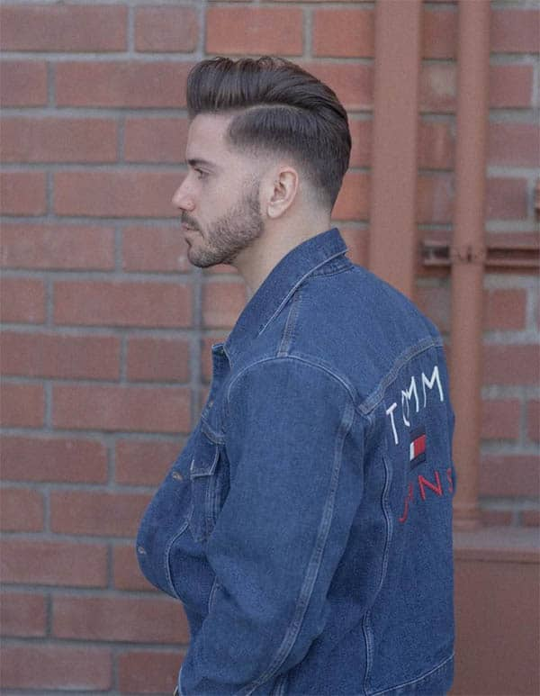 Modern Disconnected Undercut - Disconnected Undercut Hairstyles