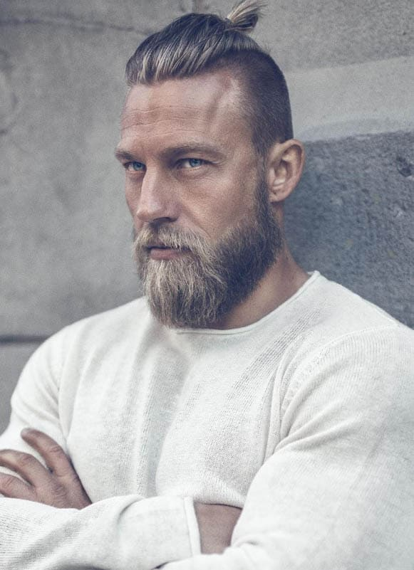 Modern Viking Hairstyle - best Viking Hairstyles