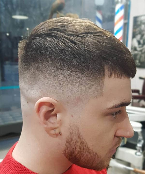 PERFECT TRIM CAESAR HAIRCUT