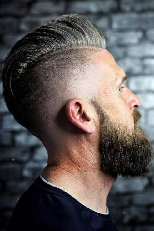 Pompadour Mohawks - best Viking Hairstyles