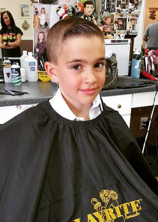 Princeton Cut - Business Haircuts For Men