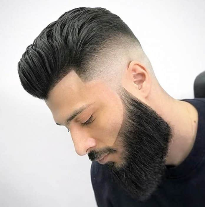 Quiff With Beard - Best Quiff Haircuts For Men