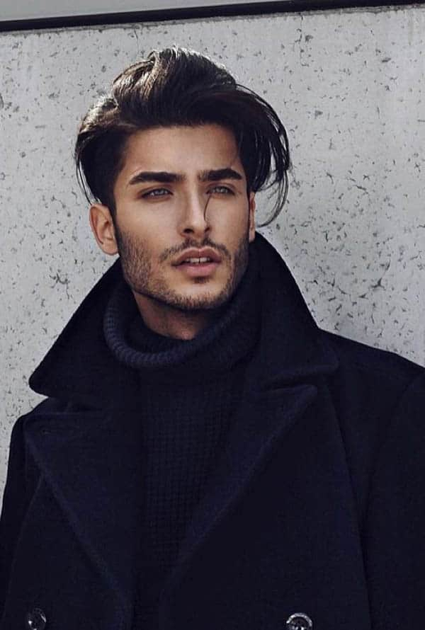Rock some Faux - Undercut Hairstyles For Classy Men