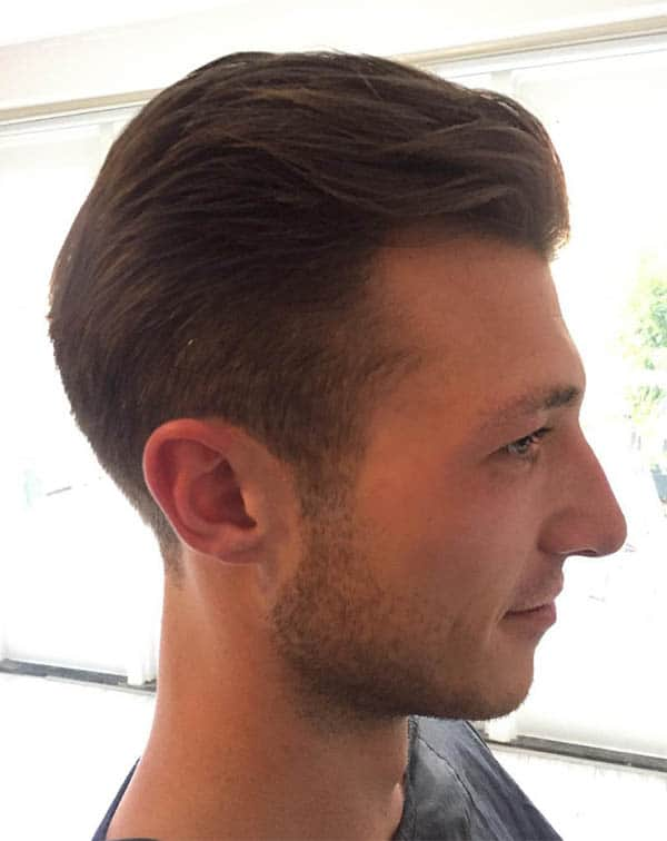 Shaped Cut - Business Haircuts For Men