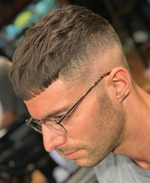 Shear Fade - Marine Haircuts For Men