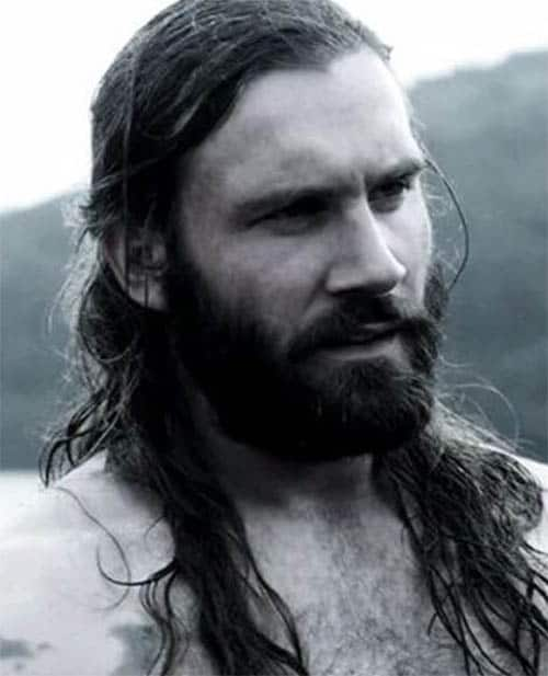 Shoulder-length Hairstyles - best Viking Hairstyles