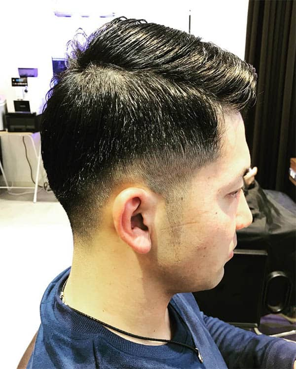 Side Part - Business Haircuts For Men