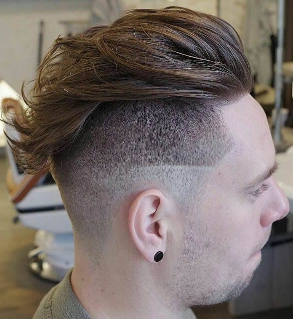 Side Undercut - Undercut Hairstyles For Classy Men