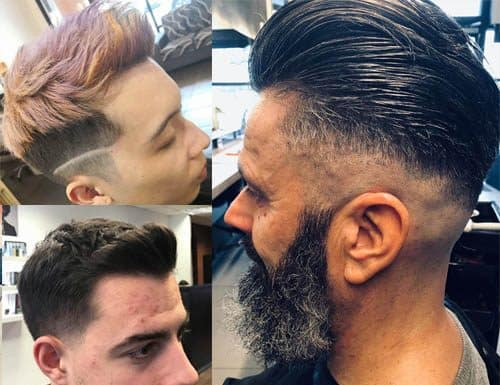 33 Best Fade Haircuts For Men 2019 All Fades Covered: 44 Goddess Braids Styles For Black Hair (Trendy Hairstyles