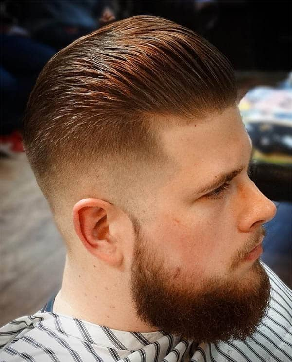 Smart Pompadour - Best Ivy League Haircuts