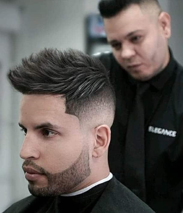 Spiky Quiff - Best Quiff Haircuts For Men