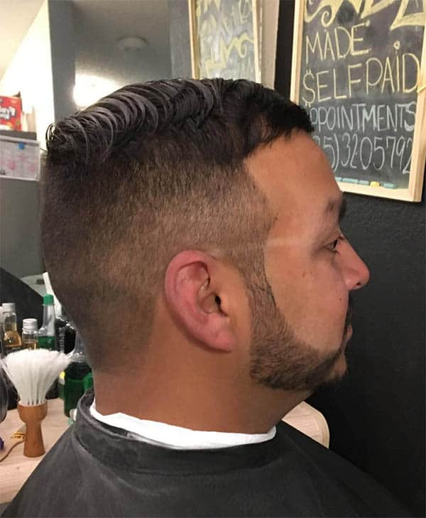 Squared Up Comb - Business Haircuts For Men