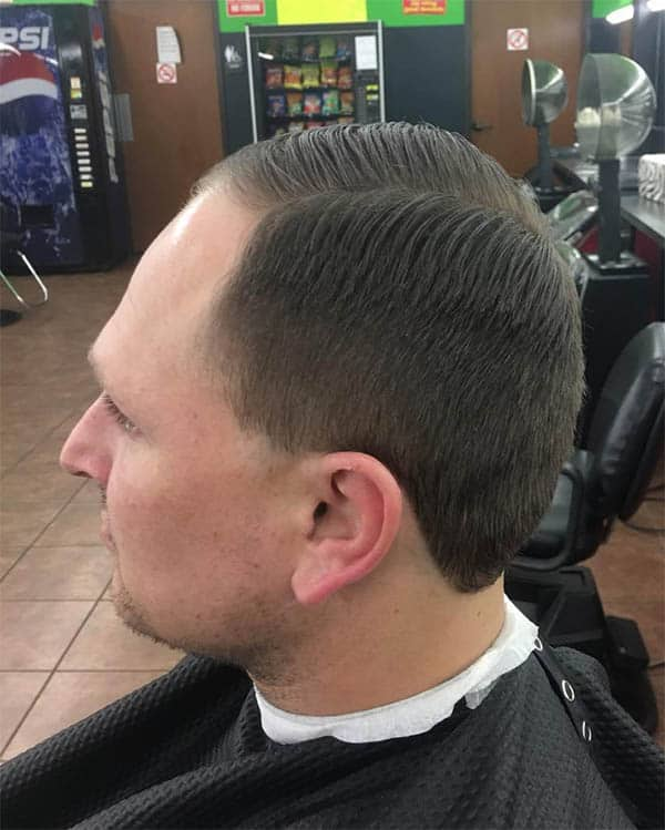 Styled Comb - Business Haircuts For Men