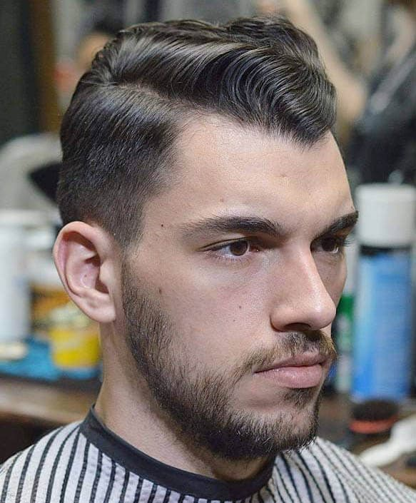 Sweeping Waves - Best Ivy League Haircuts