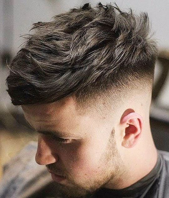TEXTURED CAESAR HAIRCUT