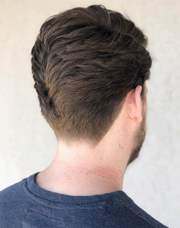 Taper Cut - Business Haircuts For Men