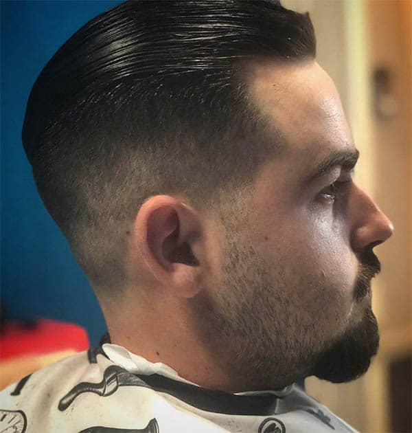 Tapered Sides - Medium Length Hairstyles For Men