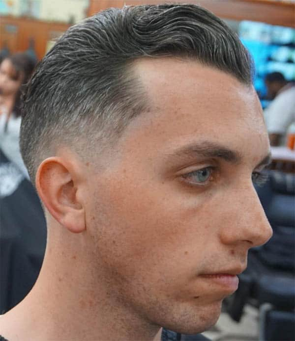 Tapered Waves - Haircuts For Balding Men