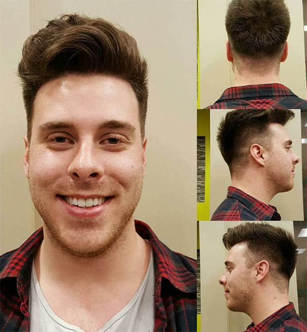 Textured Pomp - Long Haircuts For Men