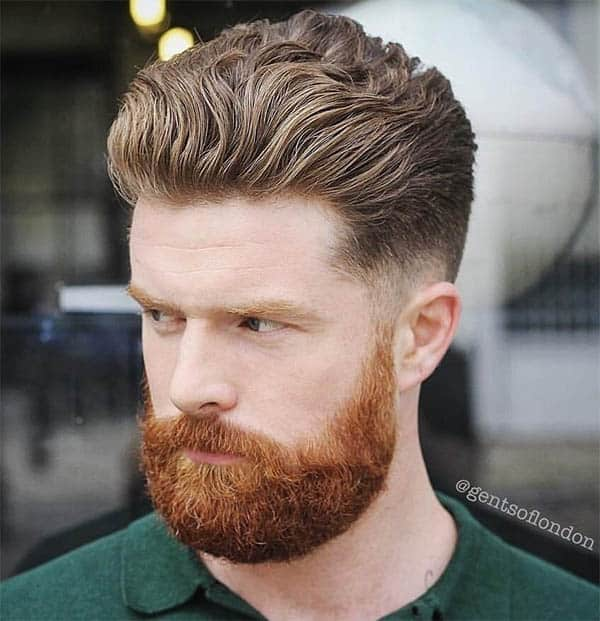Textured Wavy Hair - Best Quiff Haircuts For Men
