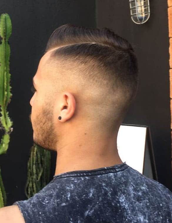 The Back Side - Mid Fade Haircuts For The Stylish Man