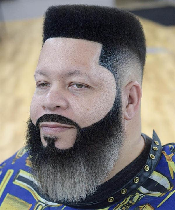 The Bossy Look - High Top Fade Haircuts