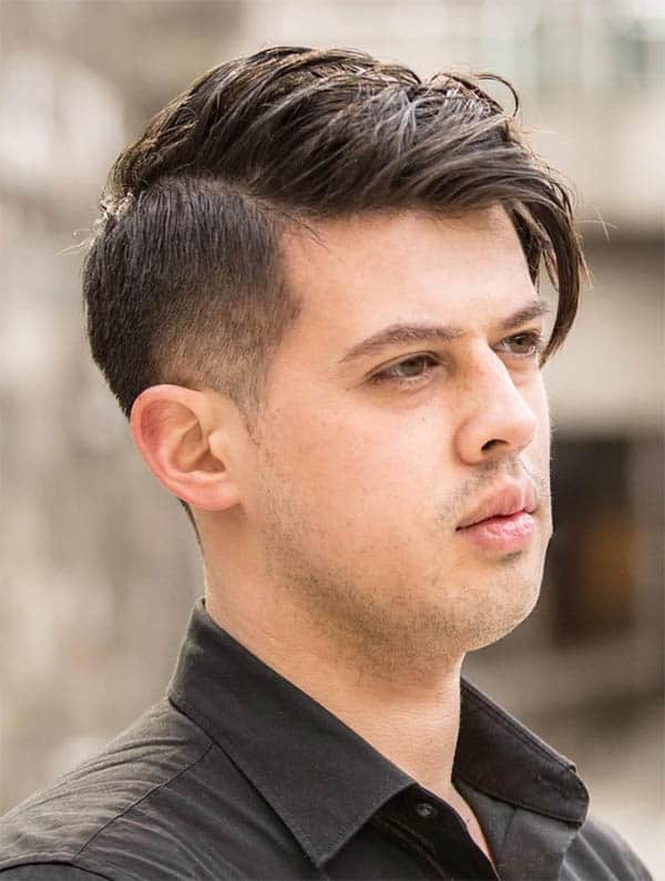 46 Short Sides Long Top Hairstyles for Men (2019 ULTIMATE GUIDE)
