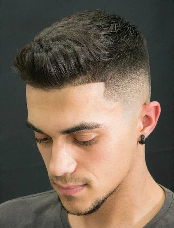 The Clean Cut - Undercut Hairstyles For Classy Men