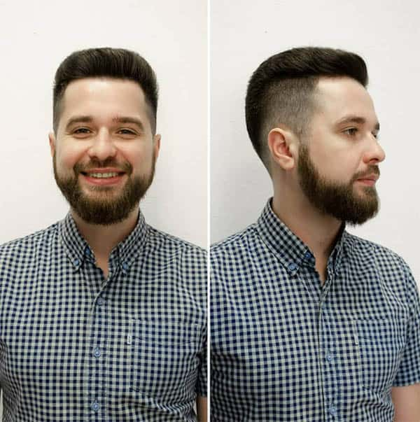 The Corporate Haircut - Short Sides Long Top Hairstyles For Men