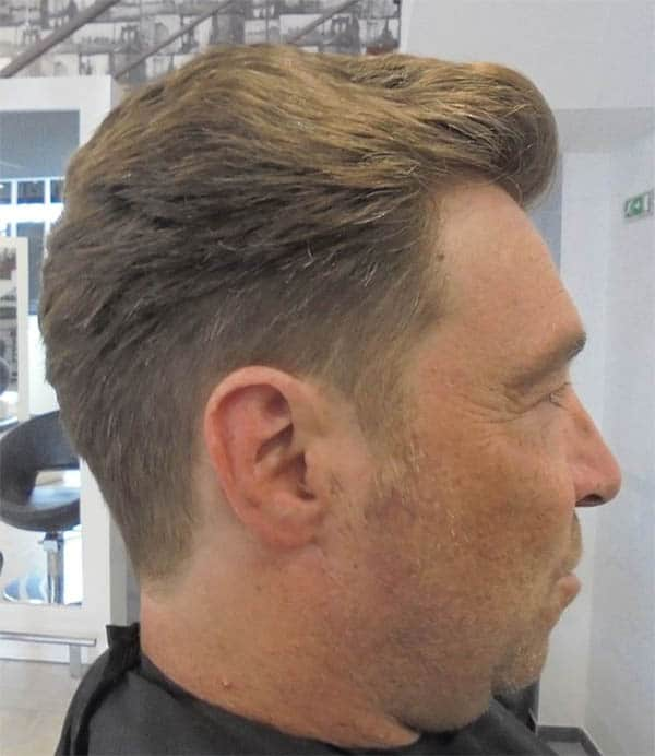 The Geometric Cut - High Top Fade Haircuts