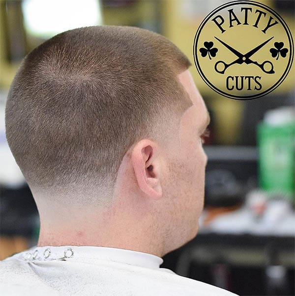 The Low Fade - Best Military Haircuts