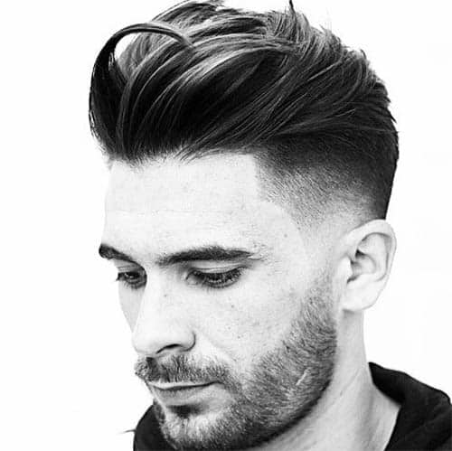 The Modern Quiff - Best Quiff Haircuts For Men