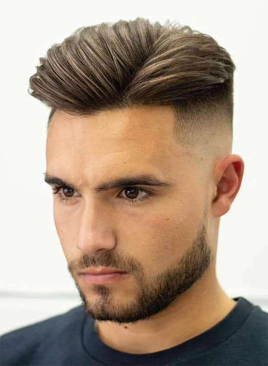 The Mohawk Style - Mid Fade Haircuts For The Stylish Man