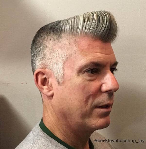 The Psychobilly Quiff - Best Quiff Haircuts For Men