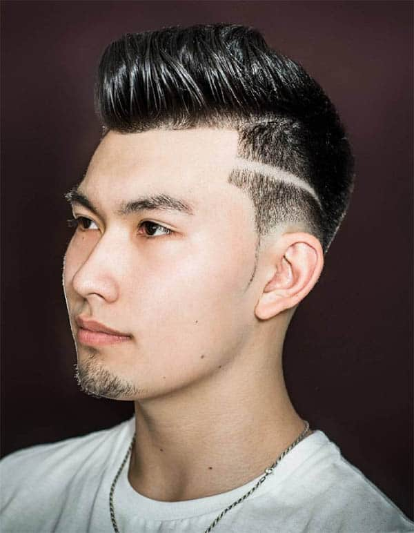 The Quiff - Medium Length Hairstyles For Men
