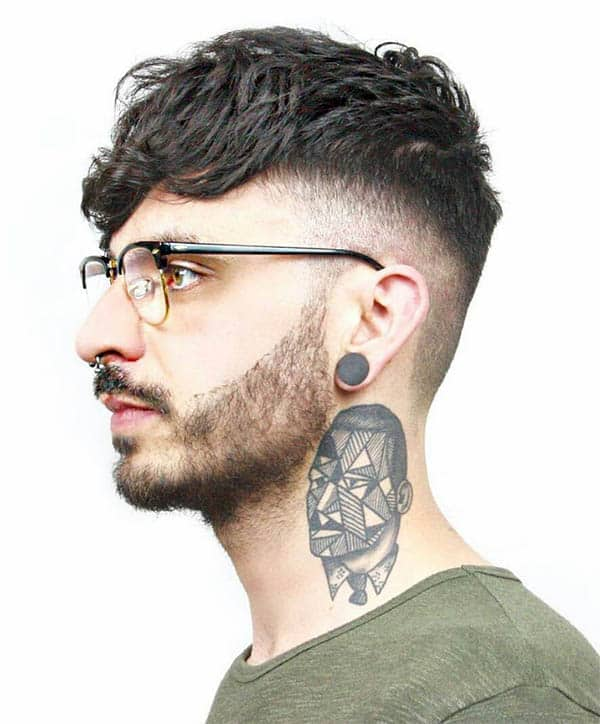 The Quiff - Undercut Hairstyles For Classy Men