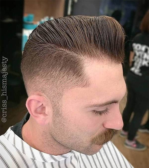 The Rockabilly Quiff - Best Quiff Haircuts For Men