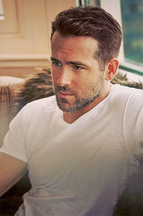 The Ryan Reynolds Haircut